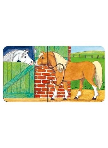 Ravensburger Puzzle 2-9 Parça Çiftlik Puzzle 073337 Renkli